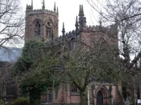 Nantwich Historical Society to stage St Mary's Church talk