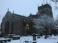 Acton St Mary's Church hosts Christmas Tree Festival