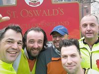 Worleston dads to run in aid of Burland mum battling rare cancer