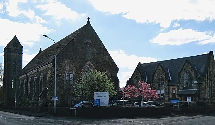 St Paul's Centre in Crewe