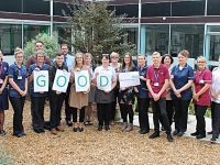 "Leighton Hospital trust earns ""Good"" rating from Care Quality Commission"