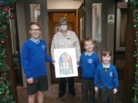 """Nantwich pupils send """"Hearts to Homes"""" to care home residents"""