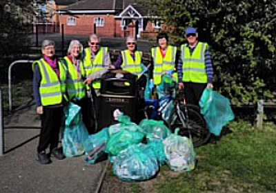 Stapeley Litter Group