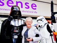 Star Wars takeover of Nantwich shop boosts deaf-blind charity