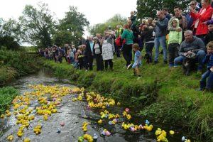 Wistaston Duck Race and Children's Model Boat Race date set