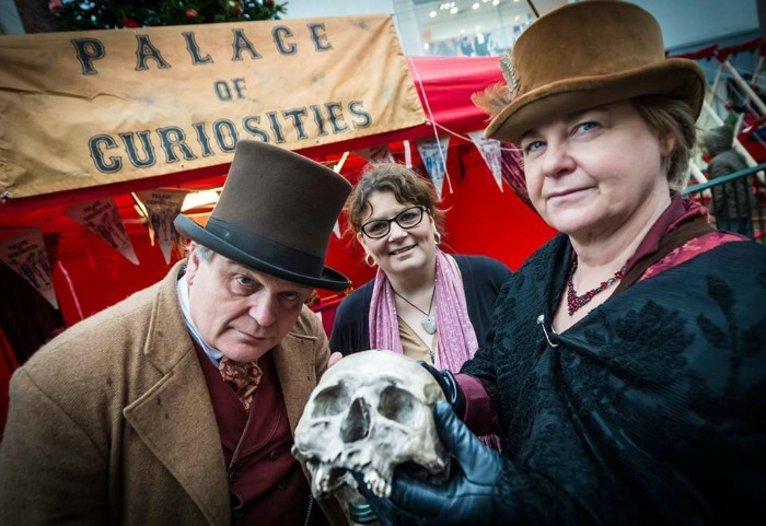 Steampunk festival - Palace of Curiosities