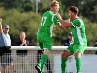 Late Steve Jones winner earns Nantwich Town opening day victory