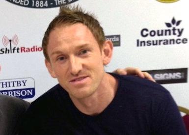 Steve Jones of Nantwich Town