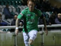 Steve Jones sets targets in second season at Nantwich Town