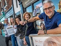 Nantwich salon's Sandstone Trail trek for water charity