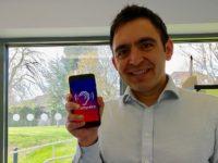 Nantwich man's phone app for deaf people proves massive hit