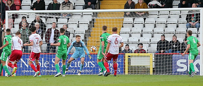 Stevenage - first goal - FA Cup
