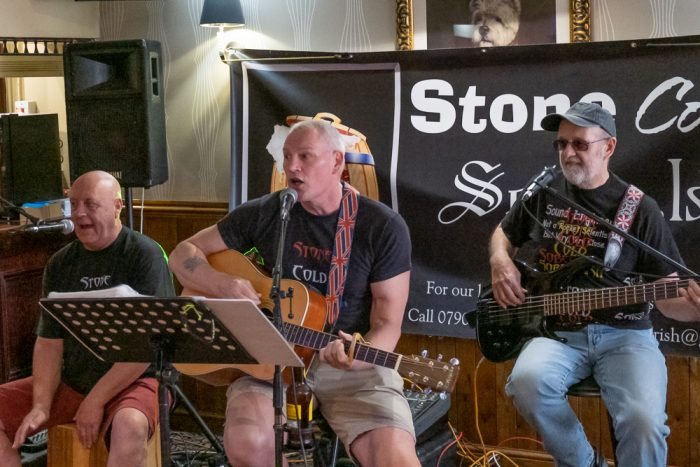 Stone Cold Sober-ish at The Talbot