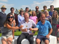 Nantwich garden students boosted by RHS Flower Show awards