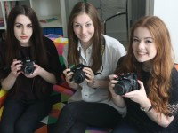 South Cheshire College photography students capture sports event