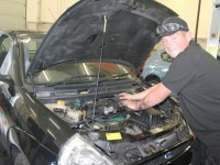 Nantwich firm Car Transplants helps out college motor students