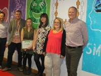 Young Nantwich and Crewe designers scoop Expert Logistics prize