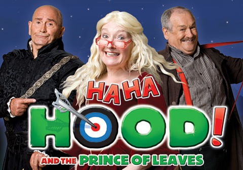 Su Pollard and Cannon and Ball at Crewe Lyceum Theatre