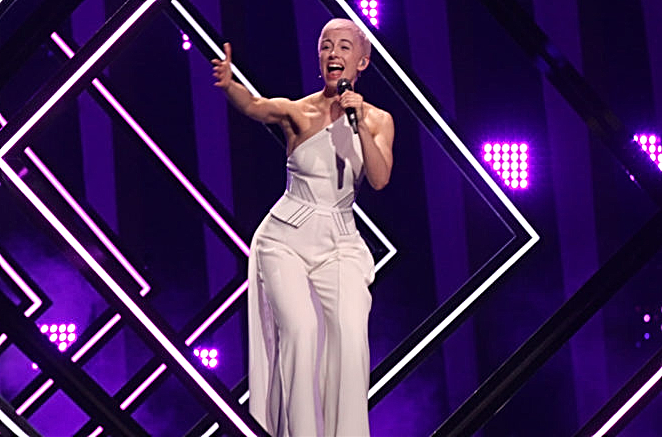 SuRie - Eurovision 2018, pic under creative commons licence