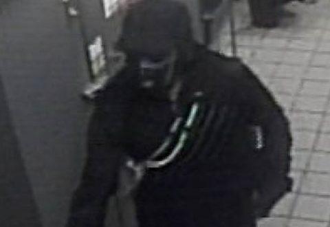 Gunman threatens staff and robs Subway store in Crewe