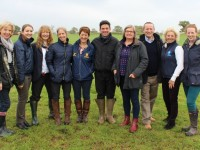 Reaseheath College project promotes horse racing careers