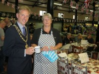 Nantwich Mayor urges residents to boost town market trade