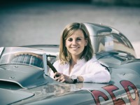 F1 racing driver Susie Wolff to guest at Crewe UTC open evening