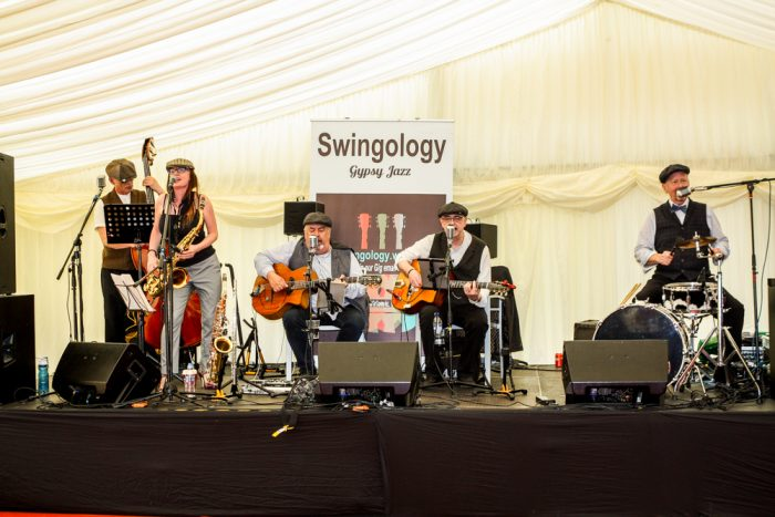 Swingology - jazz festival