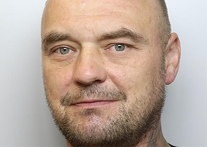 Sylvester Aksamit - jailed for attack and carrying knife