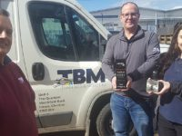 South Cheshire firm TBM Rail wins national innovation award