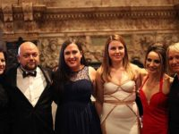 Nantwich firm TFC Supplies raises £6,950 at  Lewis Crossley charity ball