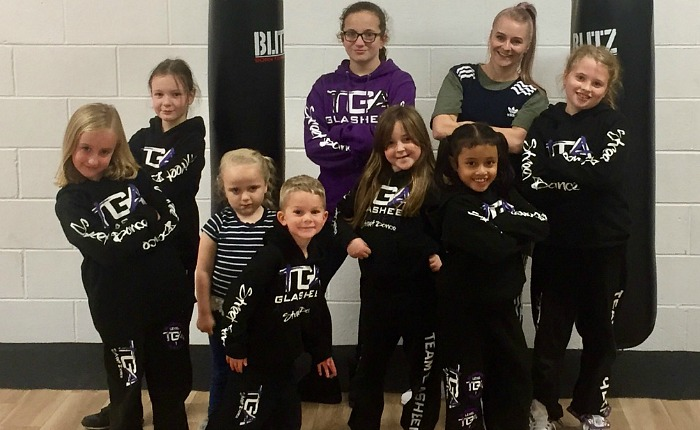 TGA street dance classes