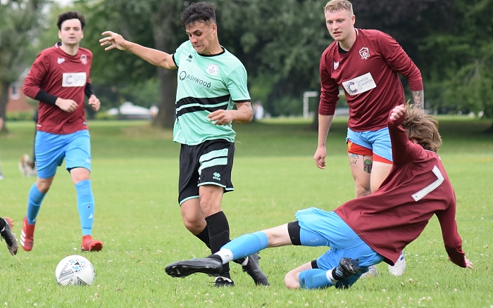 Talbot player rides the tackle (1)