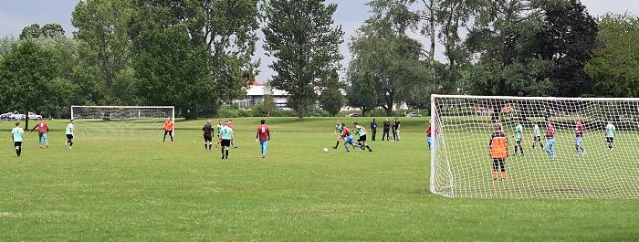 Talbot vs Sydney Arms on Barony Park in Nantwich (1)