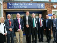 Tarporley pupils' election 'hustings' with Eddisbury candidates