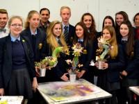 Tarporley pupils' art features in Royal Exchange Theatre show