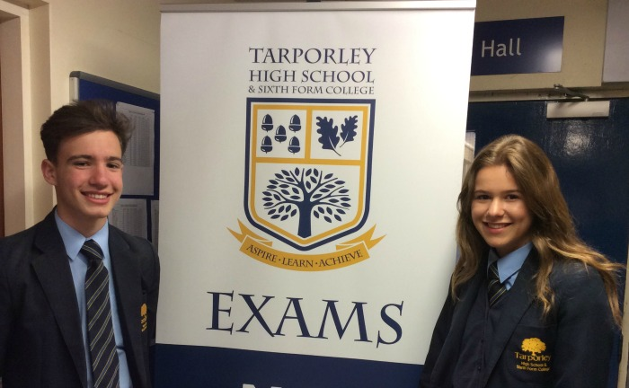 Tarporley high School wins national recognition from SSAT
