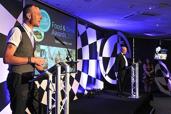 Postponed - Taste Cheshire Food Drink Awards 2017-1
