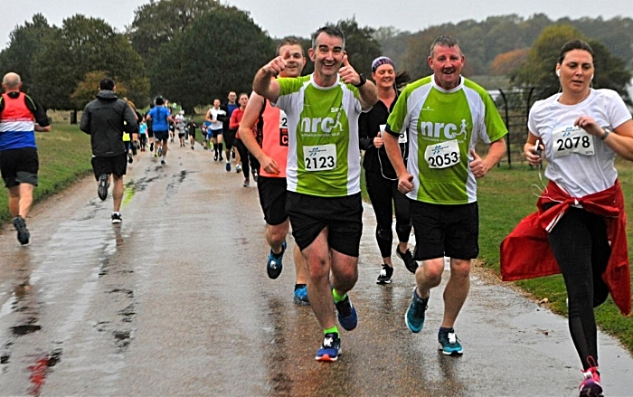 Tatton Park 10k run