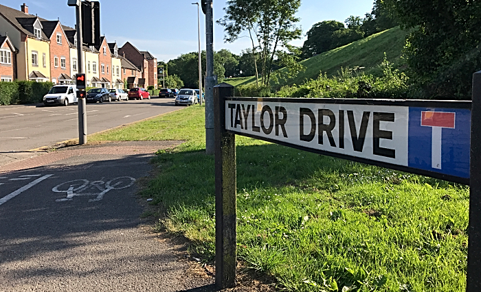 Taylor Drive - Nantwich - June 2018 (1)