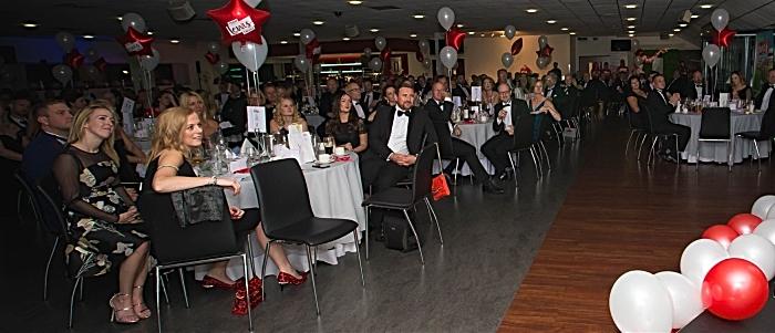 Team Lewis charity ball