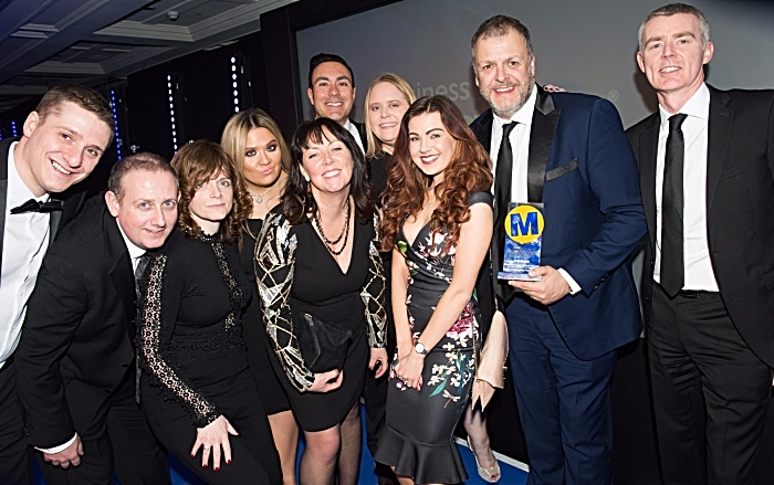 Team photo BMF AWARDS