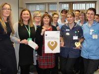 "Leighton Hospital cancer unit earns Christie ""mark of approval"""