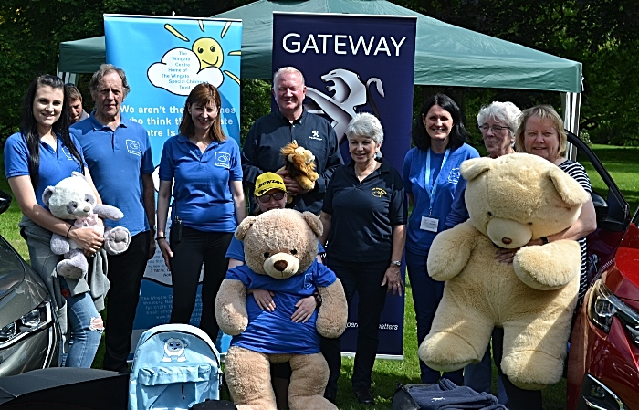 Teddy Bear's Picnic at Cholmondeley Castle 6