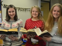 Tarporley High Christmas jumpers raise money for children
