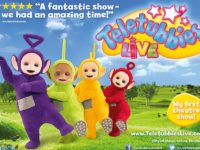Teletubbies are coming to Crewe Lyceum! Win family tickets in our competition