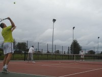 South & Mid Cheshire Tennis League opens spring season