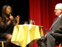 Tessa Sanderson event in Nantwich proves big hit
