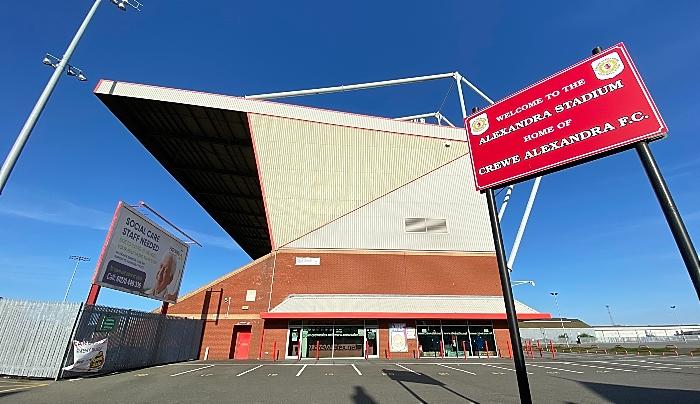 The Alexandra Stadium - Crewe Alexandra FC (1)