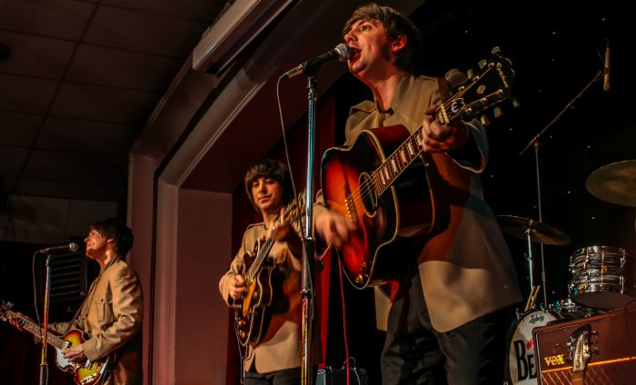 The Beatles at Nantwich Civic Hall